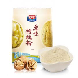 西麦早餐谷物  营养原味核桃粉  600G