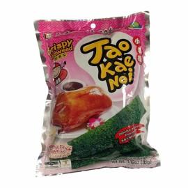 泰国小老板即食紫菜 北京烤鸭味 32G