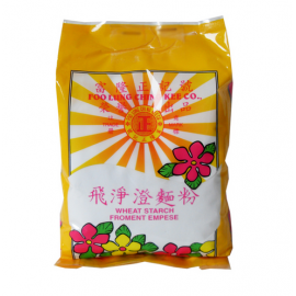 香港富隆正记  飞净澄面粉  450G