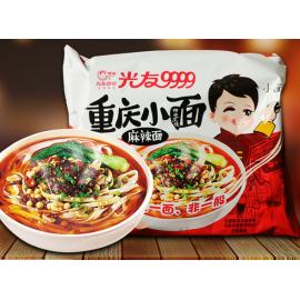 光友9999重庆小面 红薯粉方便面 麻辣味 105G