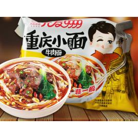 光友9999重庆小面 红薯粉方便面 牛肉味 105G
