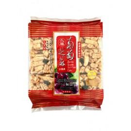 台湾热销九福 葡萄芝麻沙琪玛  227G