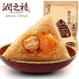 端午节特供 嘉兴润之禧  蛋黄鲜肉粽子  130G