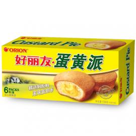 好丽友注心蛋黄派  138G
