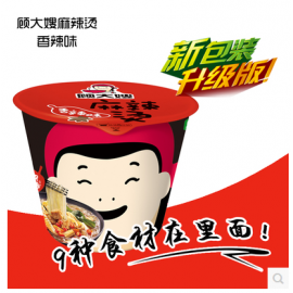 (卖光啦)顾大嫂麻辣烫  香辣味  119G