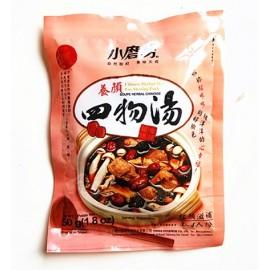 (卖光啦)台湾小磨坊药膳食补  养颜四物汤  3-4人份 60G