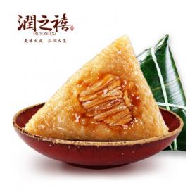 润之禧 经典鲜肉粽子 130G