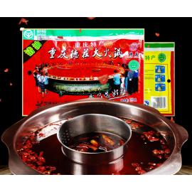 重庆特产 德莊大火锅 清油口味 300G