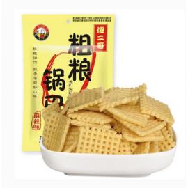 (卖光啦)傻二哥粗粮锅巴  麻辣味 100G