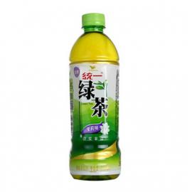 统一低糖绿茶  茉莉味 500ML