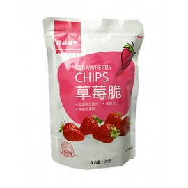 良品铺子 草莓脆 20G