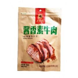 (卖光啦)五贤斋 酱香素牛肉  108G