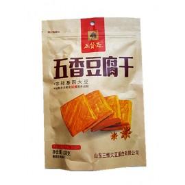 (卖光啦)五贤斋豆腐干  五香味 108G