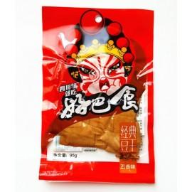 (卖光啦)好巴食豆腐干豆干 五香口味 95G
