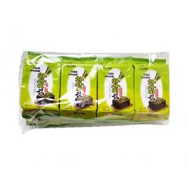 韩国KWANGCHEON 即食紫菜 芥末味 家庭大包装 8*5G