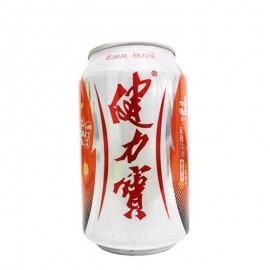 运动饮料 健力宝 橙蜜味 330ML