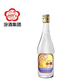 山西特产 杏花村汾酒 53度 500ML