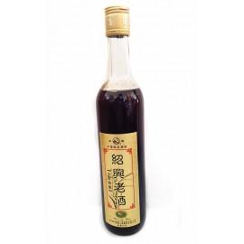 白塔绍兴老酒 花雕酒十年陈酿 14度 500ML