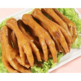 (卖光啦)美味卤食卤味凤爪 卤鸡爪 即食 140G