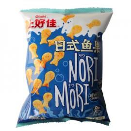 (卖光啦)上好佳  日式鱼果 海苔味 50G
