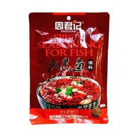 重庆周君记 水煮鱼调料 165G