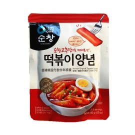 (卖光啦)韩国原产清净园 淳昌炒年糕酱 140G