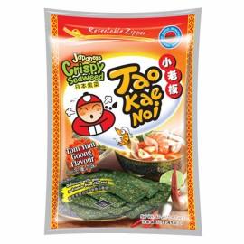 泰国小老板 即食紫菜  冬阴功味  32G