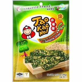 泰国原产TAO KAE NOI 小老板天妇罗芝麻紫菜  经典原味  39G