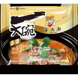 (卖光啦)君临一大碗羊肉汤 香辣味 135G