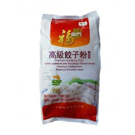 (卖光啦)福临门高级饺子粉 1KG