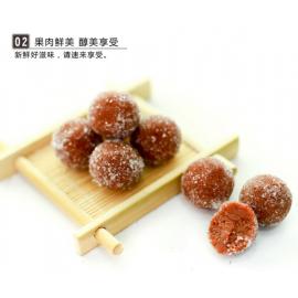 动心一族  山楂球  140G