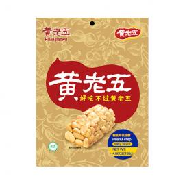 黄老五花生酥  椒盐味  138G