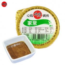 川崎火锅调料拌面蘸料 家常口味 100G