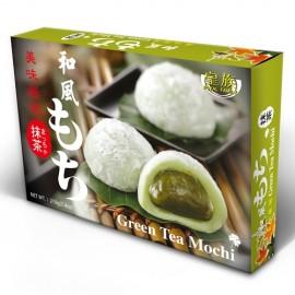 (卖光啦)台湾原产皇族和风麻糬  抹茶味 210G
