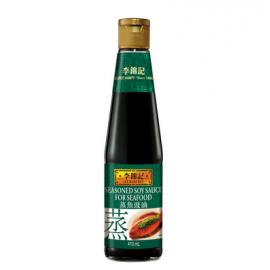 (卖光啦)李锦记蒸鱼豉油 410ML