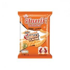 泰国原产HANAMI虾条  辣味  60G