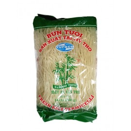 (卖光啦)越南BAMBOO TREE 鲜米粉 (绿)  400G