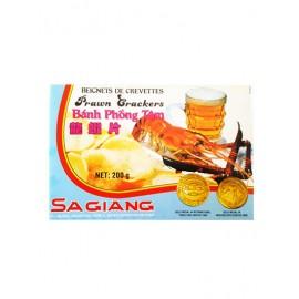 越南原产SAGING 龙虾片 200G