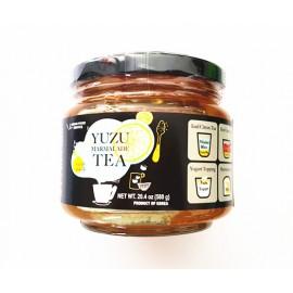韩国原产蜂蜜柚子YUZU 茶 580G