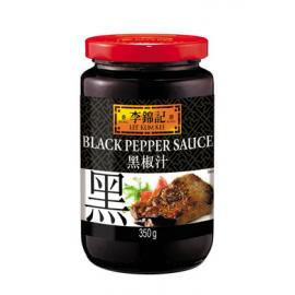 李锦记 黑椒汁 350G