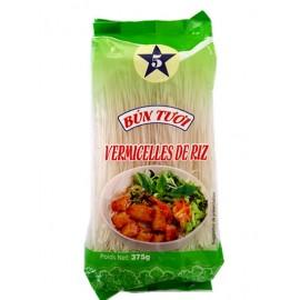 越南原产BUN TUOI  鲜米粉干(细)  375G
