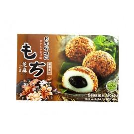 台湾OISHIYA 日本风味 芝麻麻糬  210G