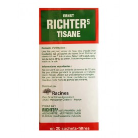 (TOP MINCEUR) ERNST RICHTER HERBAL TEA 减肥茶