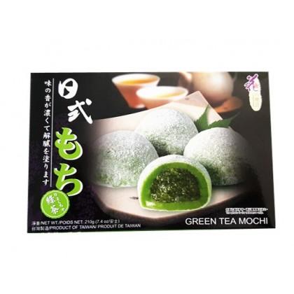 台湾花之恋语日式麻糬 抹茶绿茶味 210G