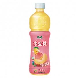 康师傅果汁达人 水蜜桃果汁 500ML