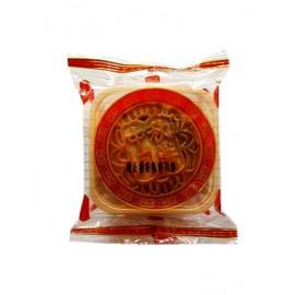 香港帝皇月饼  纯正绿茶蓉味月饼单个装  100G