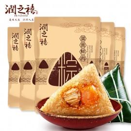 润之禧 蛋黄鲜肉粽子 130G