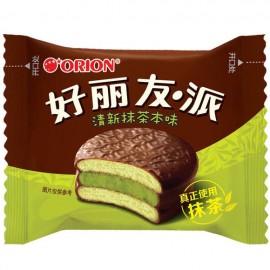 好丽友派  清新抹茶本味 216G