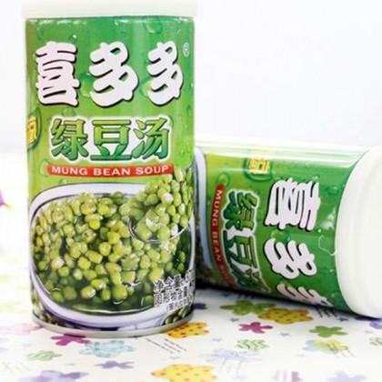 喜多多 绿豆汤 370G