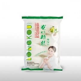(卖光啦)双塔龙口纯绿豆粉丝4*50G